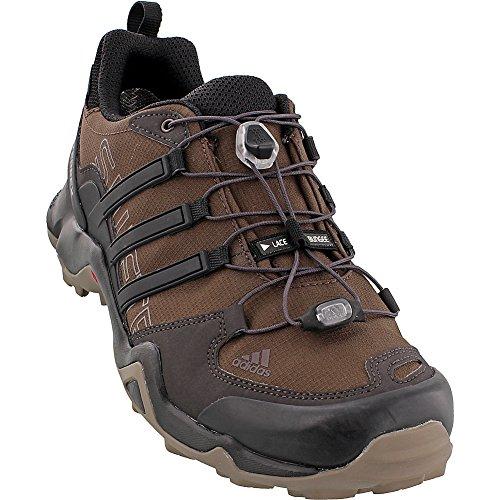 Adidas M17391 Women's Vivid Mint/Black/Semi Solar Slime Terrex Swift R Gtx W Shoes Brown/Black/Simple Brown 4kmdE3