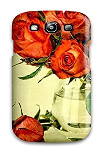Nathan Tannenbaum's Shop Sanp On Case Cover Protector For Galaxy S3 (flower)
