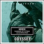 Odyssey: The Story of Odysseus Audiobook by Homer, W. H. D. Rouse - translator Narrated by Anthony Heald