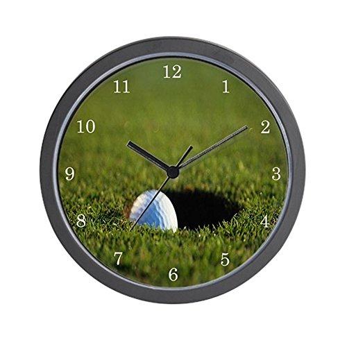 CafePress - Golf Wall Clock - Unique Decorative 10