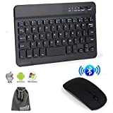 Best EEEKit Bluetooth Keyboards - EEEKit Wireless Bluetooth Keyboard and Mouse 2in1 Office Review
