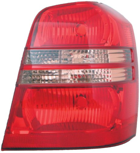 TYC 11-5931-00 Toyota Highlander Passenger Side Replacement Tail Light Assembly ()