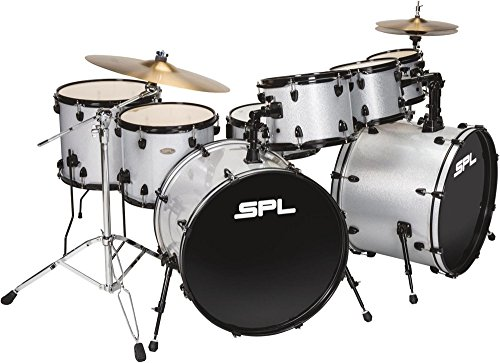 Sound Percussion Labs UNITY 8-Piece Double Bass Drum Shell
