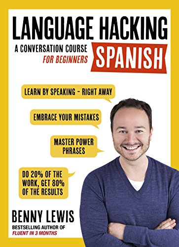 Language hacking spanish learn how to speak spanish right away language hacking spanish learn how to speak spanish right away a conversation fandeluxe Image collections