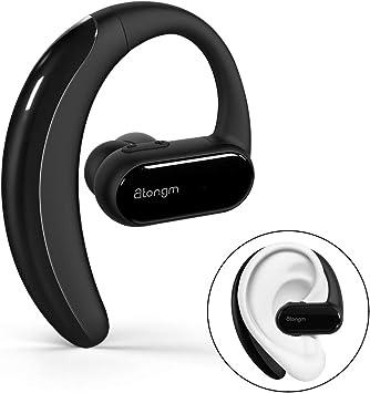 Auriculares Bluetooth, Manos Libres Oreja, atongm Auricular