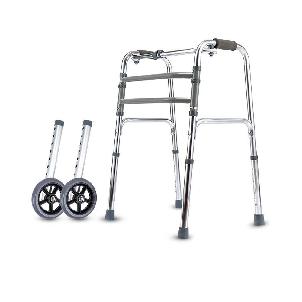 【完売】  SYF 身体障害者用歩行器| 4本足の高齢者用歩行器|下肢トレーニング用松葉杖歩行アームレスト|オーバーヘッドのフレーム|入浴用チェア A+ (サイズ さいず A+ (サイズ : B) B B B07MV3TWSY, コレクターズショップ サザン:e77f9c68 --- a0267596.xsph.ru