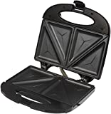 Solimo Non-Stick Sandwich Maker (750 watt, Black)