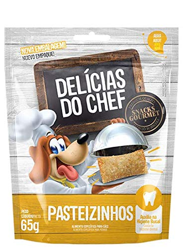 Pasteizinhos Delicias Chef Petitos 65