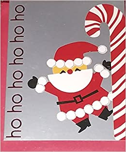 sugary santa cards 20 luxury holiday cards 21 envelopes barnes noble amazoncom books