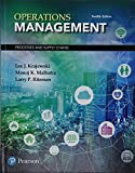 img - for Operations Management: Processes and Supply Chains Plus MyLab Operations Management with Pearson eText -- Access Card Package (12th Edition) book / textbook / text book