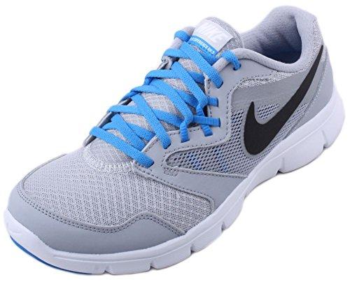 Nike Course Pour Rouge Garçon Gris gris Multicolore Blanc 3 Flex gs pht Experience Noir Bleu Noir Chaussures De Bleu Loup Pied M blanc CF5wtq