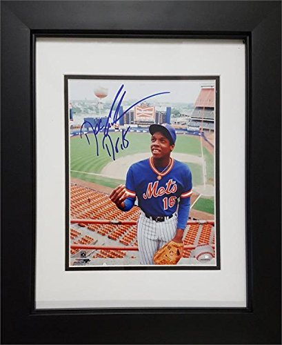 Autograph 223882 New York Mets Cf Inscribed Dr K Matted &...
