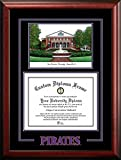ECU East Carolina University Alumni Mahogany Diploma Frame