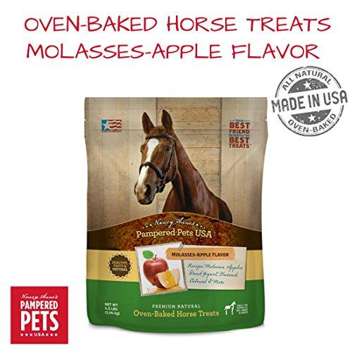 Pampered Pets USA Molasses Apple Horse Treats (4.5 lb) ()