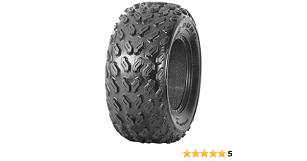 KT761 Tire-Front 4-Ply Black Duro DI-K167A 22X9X10