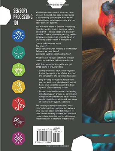 Sensory processing 101 dayna abraham claire heffron pamela braley sensory processing 101 dayna abraham claire heffron pamela braley lauren drobnjak 9780692518366 amazon books fandeluxe Image collections