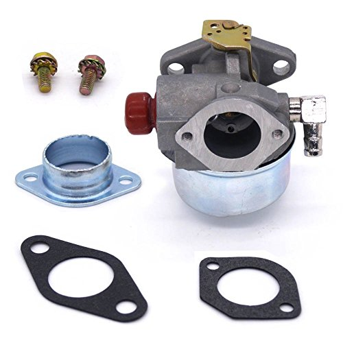 NIMTEK New Carburetor for Tecumseh 632795A TVS 75 90 100 105 115