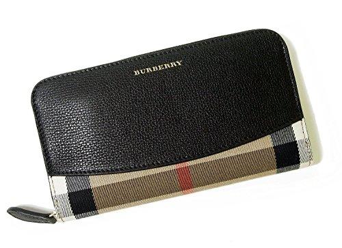 Burberry Large Zip Around Wallets 3975334 (Burberry Wallet Men)