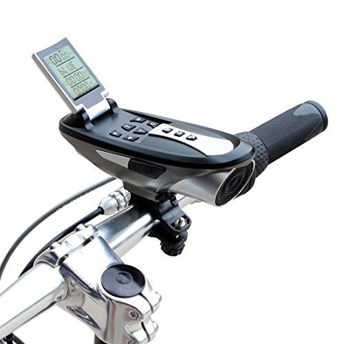 6 In 1 Bike Computer Wireless Bicycle Speedometer Odometer
