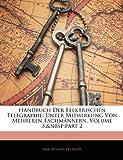 Handbuch der Elektrischen Telegraphie, Karl Eduard Zetzsche, 1144257409