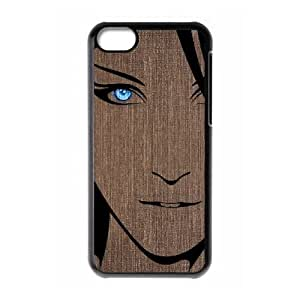 iPhone 5c Cell Phone Case Black Anime girl brunettes SU4539296