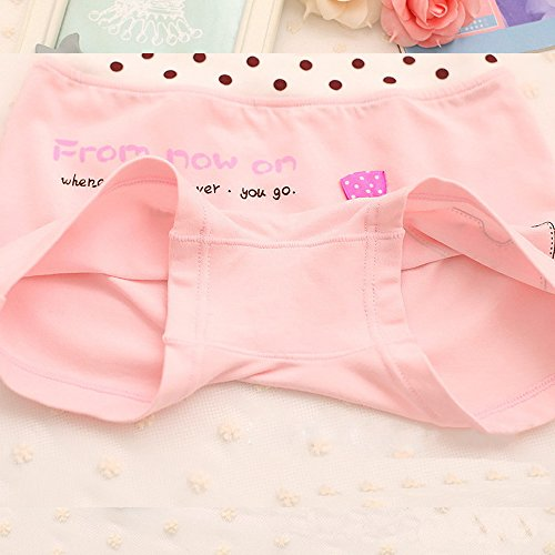 BOOPH Girls Cotton Underwear Elephant Hipster Panties for Kids (3-4 Years/L, Elephant) by BOOPH (Image #5)
