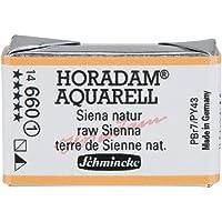 Schmincke Horadam Aquarell Artist Sulu Boya Tam Tablet Seri 1 660 Raw Sienna