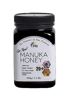 Pacific Resources International 20+ 1.1lbs Manuka Honey