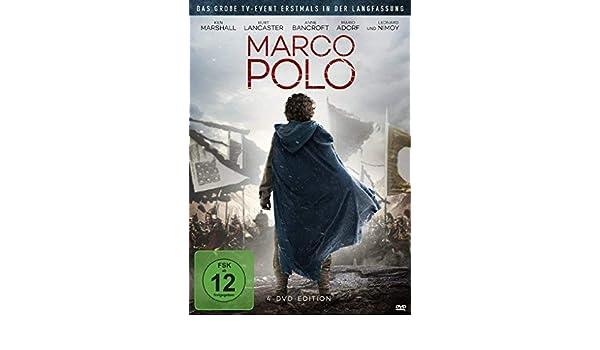Marco Polo (Langfassung, 4 Discs) [Italia] [DVD]: Amazon.es: Ken ...