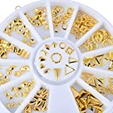 Nail Art Supplies WuyiM New Hot 3D Nail Art Rhinestones Glitters Acrylic Tips Decoration Manicure Wheel Great For Manicure Pedicure