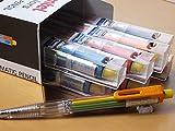 12pcs Pentel PH158ST1 8-Color Automatic Mechanical Pencil (Box Set)