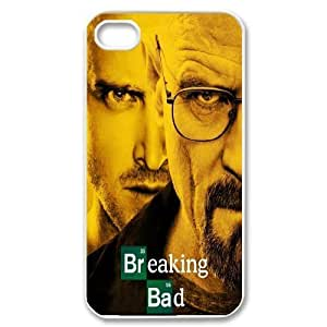James-Bagg Phone case - TV Show Breaking Bad Pattern Protective Case For Iphone 4 4S case cover Style-12