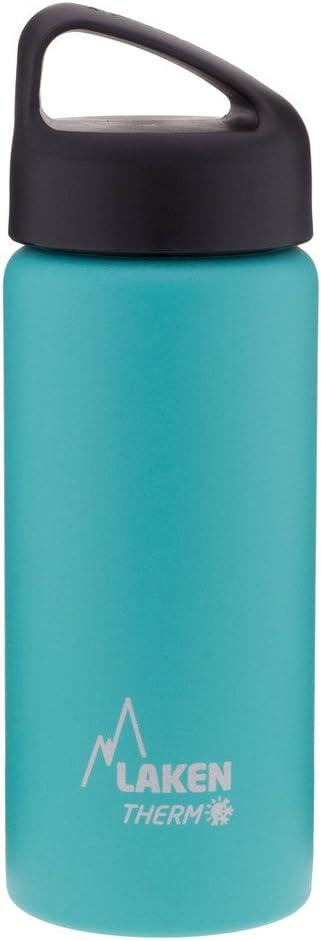Unisex adulto Laken Classic Botella T/érmica Acero Inoxidable 18//8 y Doble Pared de Vac/ío