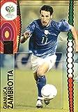 2006 Panini World Cup #121 Gianluca Zambrotta - NM-MT