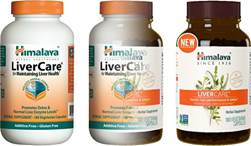 Himalaya LiverCare (2 Pack) 180 VCaps for Liver Detox, Liver Cleanse and Regeneration 375mg by Himalaya Herbal Healthcare (Image #5)