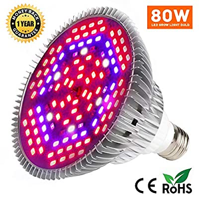 LED Grow Light Bulb.