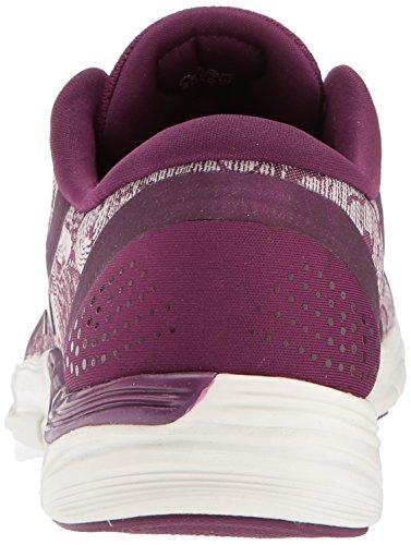 New Balance Damen 711v3 Cush + Trainingsschuh Dunkle Maulbeere / verblasste Rose