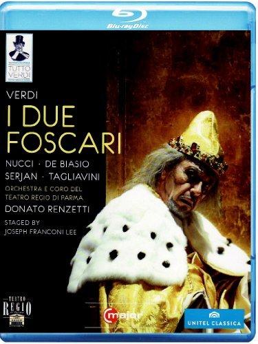 Roberto de Biasio - I Due Foscari (Blu-ray)