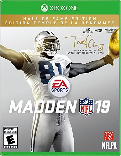 Madden NFL 19: Hall of Fame Edition - Xbox One [Digital Code] by Electronic Arts