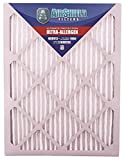 AirShield 20001-212-0021 Ultra-Allergen MERV 13 Superfine Furnace Filters (12 Pack), 14 x 30 x 1''