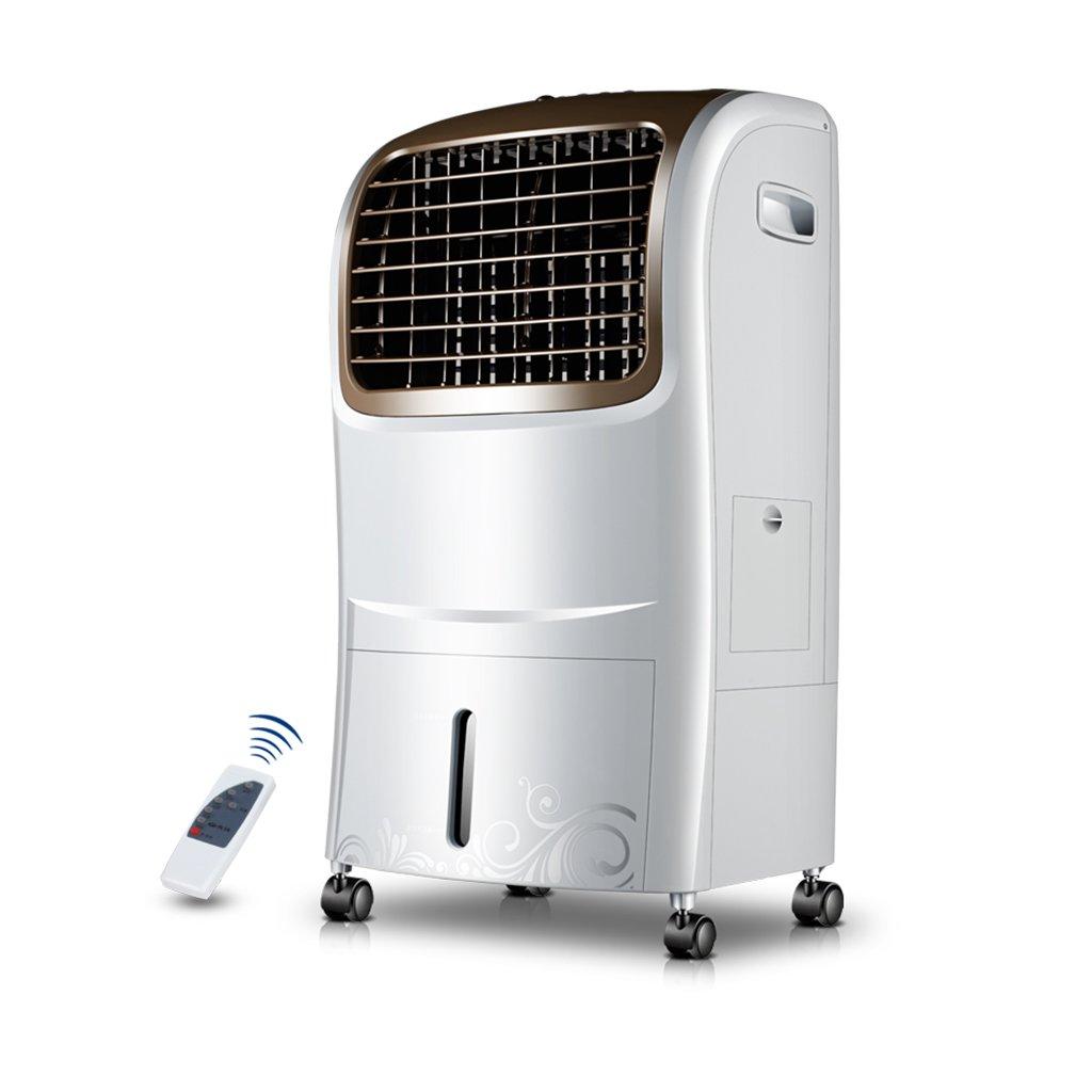 最新最全の 室内用ポータブル蒸発冷却器、ホワイト冷却ファン B07GSRKKSG&加湿器、部屋用リモートクーラーファン移動可能 B07GSRKKSG, プリンショップマーロウ:0004bbc1 --- ciadaterra.com