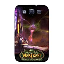 Exultantor Brand New Defender Case For Galaxy S3 (video Games World Of Warcraft ) / Christmas's Gift