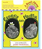George and Martha Book & CD (Read Along Book & CD)