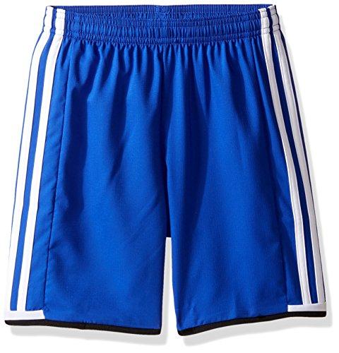 adidas Youth Soccer Condivo 16 Shorts, Bold Blue/White, Medium