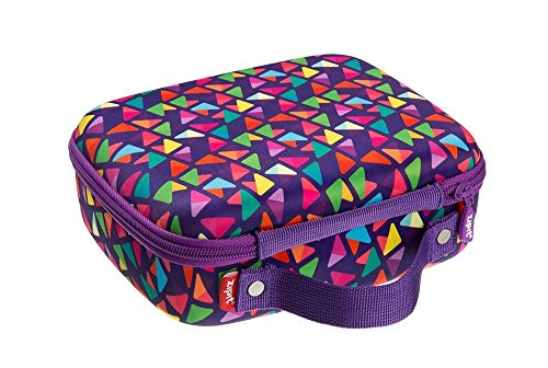 ZIPIT Colorz Jumbo Large Storage Box, Purple Photo #3