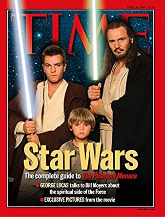 Image result for 1999 Phantom Menace Time Magazine