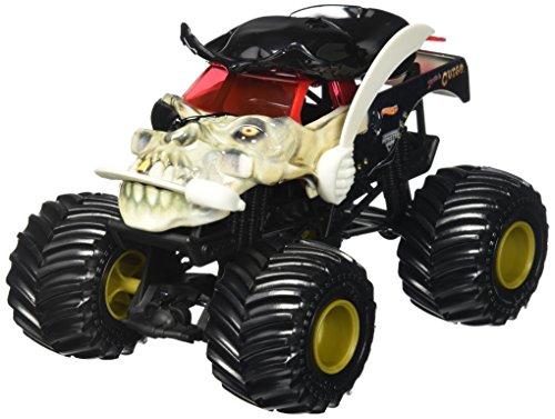 (Hot Wheels Monster Jam Pirate's Curse )