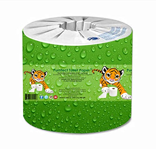 Unscented Bathroom Tissue 2 Ply - 7
