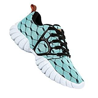 ALEADER Women's Lightweight Mesh Sport Running Shoes Light Blue 8 D(M) US