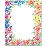 Bright Floral Laser and Inkjet Printer Paper